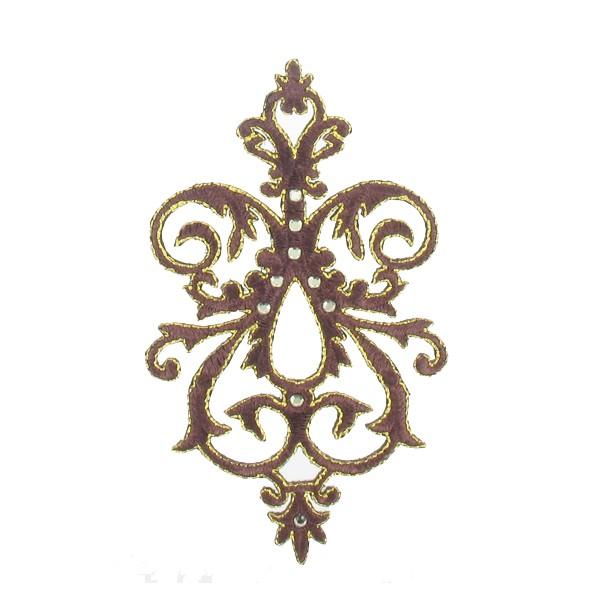 pin motif arabesque on pinterest. Black Bedroom Furniture Sets. Home Design Ideas
