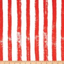 Tissu Picket Fence Red x 10cm