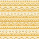 Tissu serenata lace yellow x 10cm