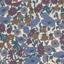 Tissu Liberty Poppy and daisy K